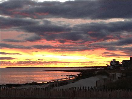 West Dennis Cape Cod vacation rental - Gorgeous Sunsets