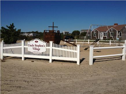 West Dennis Cape Cod vacation rental - Great Playground for Kids