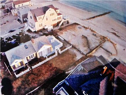 West Dennis Cape Cod vacation rental - Aerial View of our Wonderful Location on Nantucket Sound