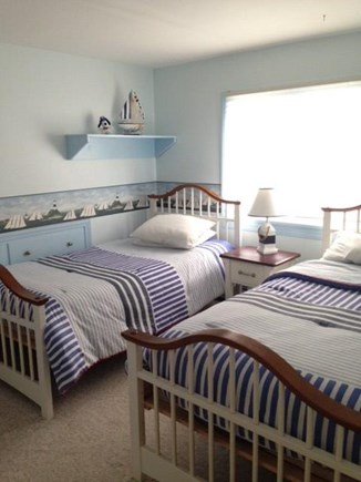 Wellfleet Cape Cod vacation rental - Sailboat bedroom