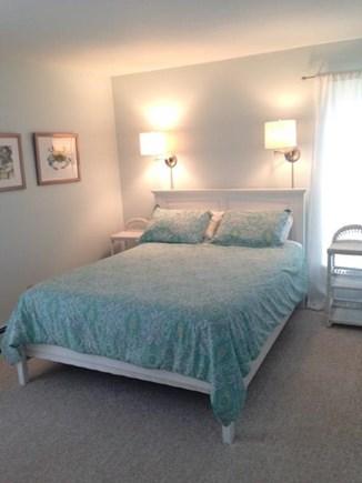 Wellfleet Cape Cod vacation rental - Downstairs Queen Bedroom