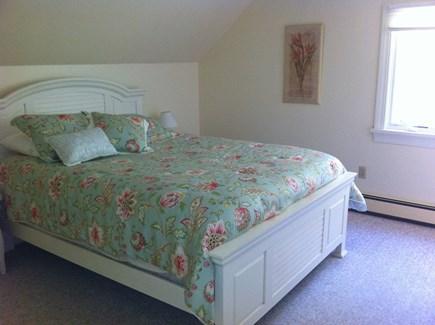 Wellfleet Cape Cod vacation rental - Upstairs queen, the garden room