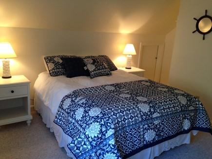 Wellfleet Cape Cod vacation rental - Upstairs queen, the captains room