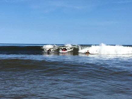 Wellfleet Cape Cod vacation rental - Exciting Atlantic beaches, less than 2 miles away.
