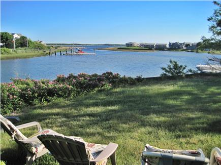 West Yarmouth - Lewis Bay Cape Cod vacation rental - Waterview from rear Porch - Lewis Bay.