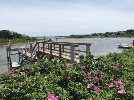 West Yarmouth - Lewis Bay Cape Cod vacation rental - New Boat Dock (see Owner for use of Dock Lift.