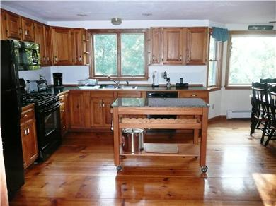 Chatham Cape Cod vacation rental - Kitchen -well equipped