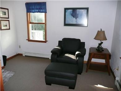 Chatham Cape Cod vacation rental - Curl up with a book in the den
