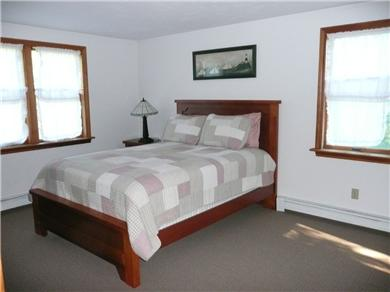 Chatham Cape Cod vacation rental - Master bedroom w/ Full bath attached