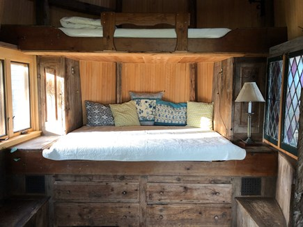 Woods Hole Woods Hole vacation rental - Bunk beds in the tower