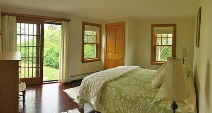 Woods Hole Woods Hole vacation rental - Downstairs bedroom