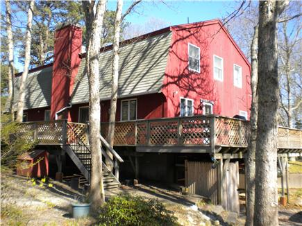 Wellfleet Cape Cod vacation rental - Wellfleet vacation rental ID 16769 @ 165 Cottontail Road