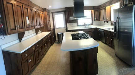 Wellfleet Cape Cod vacation rental - Great flow with open access to the fully equipped kitchen