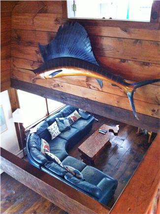 Wellfleet Cape Cod vacation rental - Comfortable living room with plenty of seating