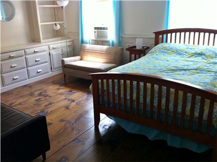 Wellfleet Cape Cod vacation rental - Master suite #3, upstairs, queen + twin sofabed, full bath