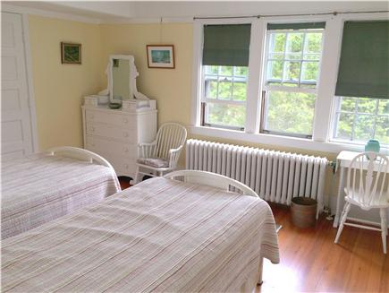 Woods Hole Woods Hole vacation rental - 2 twins (or King) bedroom upstairs, facing pond, with shared bath