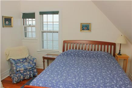 Woods Hole Woods Hole vacation rental - Full bedroom on third floor, with harbor views