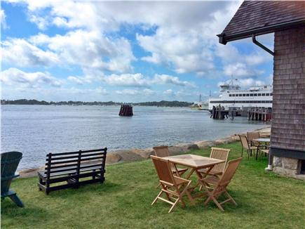 Woods Hole Woods Hole vacation rental - Watch the ferries come and go as you dine outdoors