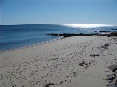 Dennis Port Cape Cod vacation rental - Private Oak Street beach just 200 yards away!