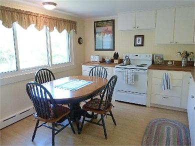 North Truro Cape Cod vacation rental - Eat in Kitchen, seats six. Every convenience available.