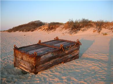 Brewster Cape Cod vacation rental - Find on the beach