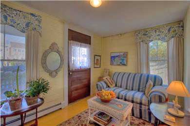 Provincetown Cape Cod vacation rental - Entrance