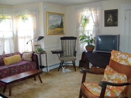 So. Yarmouth Cape Cod vacation rental - Comfortable Living Room