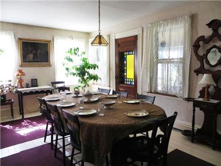 So. Yarmouth Cape Cod vacation rental - Spacious dining room seats ten