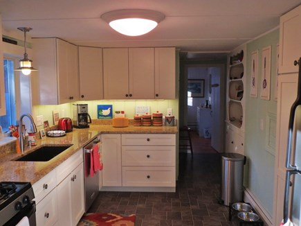 Dennis Port Cape Cod vacation rental - 2nd view of kitchen