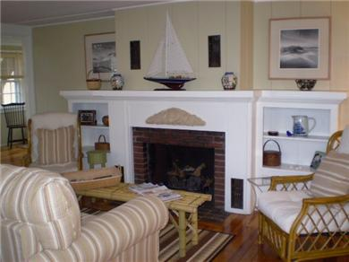 Dennis Port Cape Cod vacation rental - Living Room