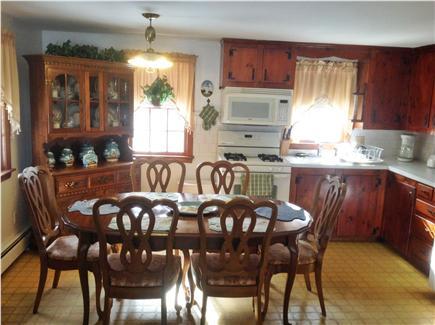Dennis Cape Cod vacation rental - Eat-in kitchen