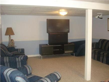 Dennis Cape Cod vacation rental - Finished basement
