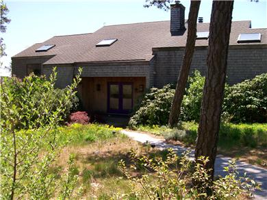 Wellfleet Cape Cod vacation rental - Exterior of Wellfleet Waterfront
