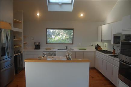 Wellfleet Cape Cod vacation rental - Fully Equipped Kitchen with double oven and grill plus gas stove
