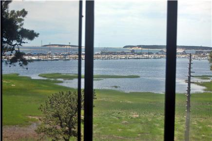 Wellfleet Cape Cod vacation rental - View from the living room