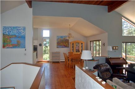 Wellfleet Cape Cod vacation rental - Welcome to our Wellfleet waterfront!