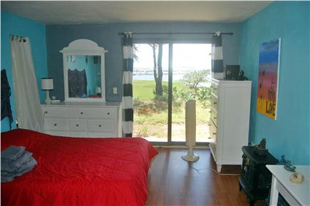 Wellfleet Cape Cod vacation rental - Bedroom #3: 1 Queen bed and Twin Bed with Harbor views