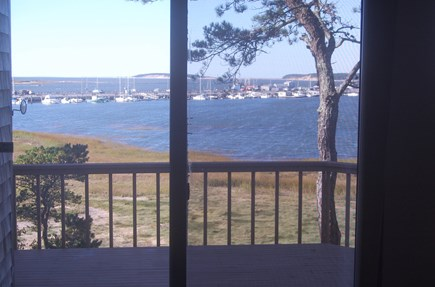 Wellfleet Cape Cod vacation rental - View From the Second Floor master bedroom #1