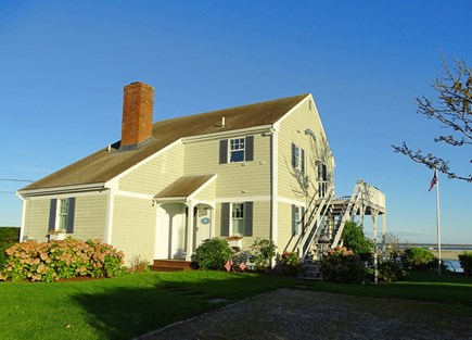 "North Chatham, Beach, w Kayaks Cape Cod vacation rental - Our ""Saltbox""home is located in a quiet neighborhood"