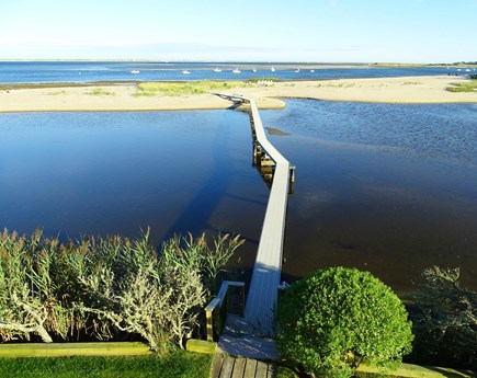 North Chatham, Beach, w Kayaks Cape Cod vacation rental - Enjoy the walk from house to our 5 chairs/ semi-private beach