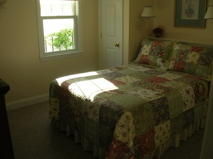 Onset MA vacation rental - Downstairs Rear Bedroom with Full Bed