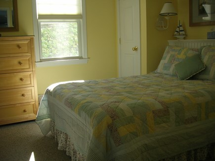 Bourne Cape Cod vacation rental - Downstairs Front Bedroom with Full Bed