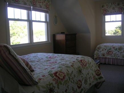 Bourne Cape Cod vacation rental - Upstairs Bedroom with Full and Twin Bed