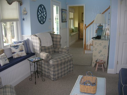 Bourne Cape Cod vacation rental - Front entrance and two story open foyer