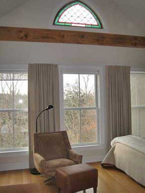 Truro Cape Cod vacation rental - Bedroom and sitting area