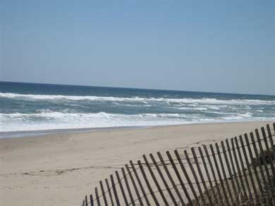 Truro Cape Cod vacation rental - Bay Beach 2 mlies