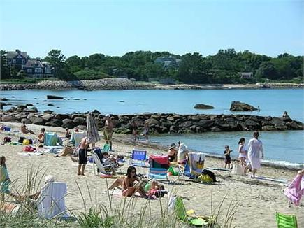 Woods Hole Woods Hole vacation rental - Stony Beach, around the corner from our home