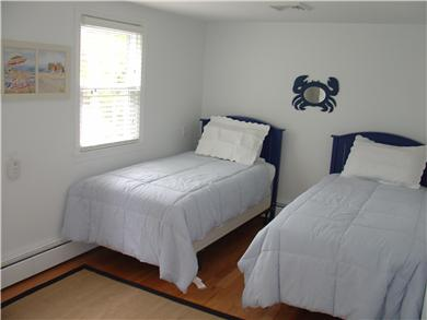 Falmouth Cape Cod vacation rental - 2nd floor twins