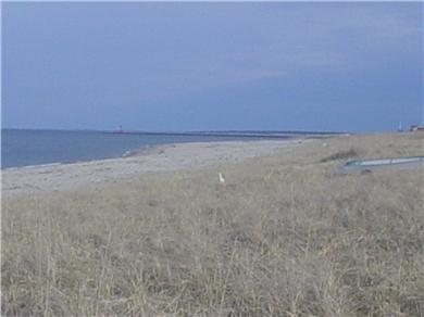 Sagamore Beach, Sandwich Sagamore Beach vacation rental - View of East End of Cape Cod Canal