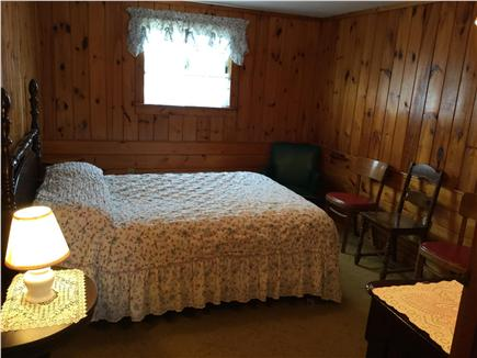 Sagamore Beach, Sandwich Sagamore Beach vacation rental - Double bed off of living room